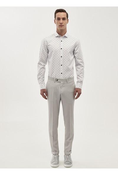 Altınyıldız Classics Limited Edition Erkek Tailored Slim Fit Desenli Gömlek