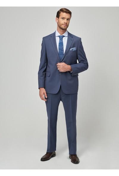 Altınyıldız Classics Erkek Regular Fit Desenli Takım Elbise