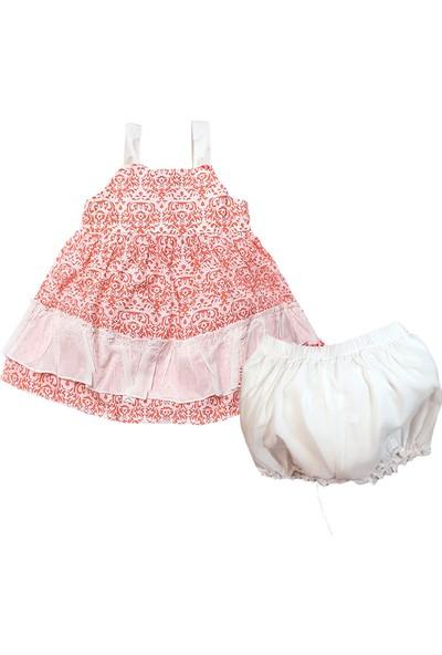 Shecco Babba Bebek Elbise Şort Takım