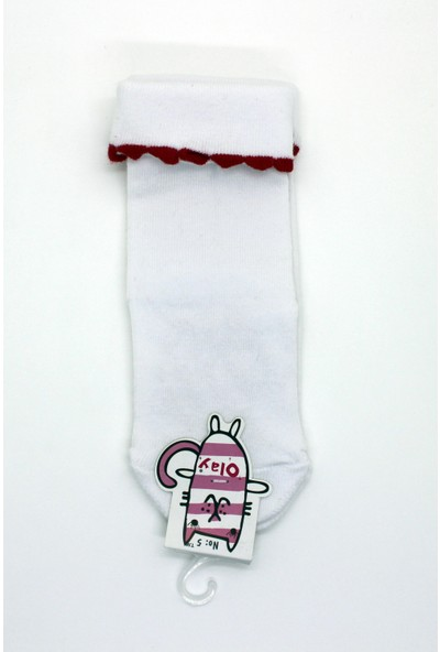 Bebek Soket Çorap (Kaydırmaz Tabanlı) 4'lü 5.01.0432