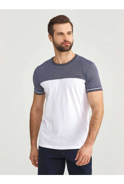 Xint Pamuk Slim Fit T-Shirt