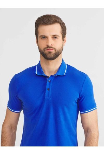 Xint Polo Yaka Pamuklu Slim Fit T-Shirt