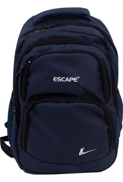Escape 333 Laptop Bölmeli Okul Sırt Çantası K.laci