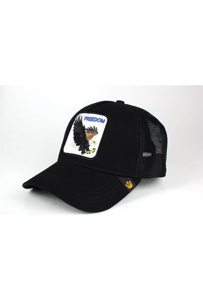 Soydance Freedom Eagle Şapka Siyah