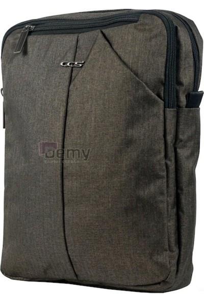 Ççs Tablet Bölmeli Postacı Erkek Çanta Kahve 51164