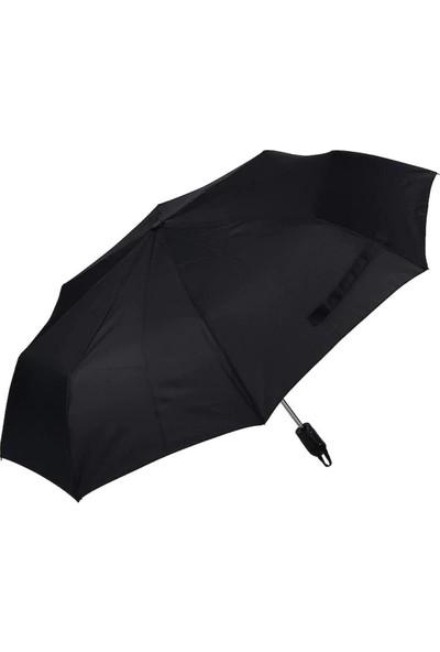 Tam Otomatik Şemsiye Siyah 6637