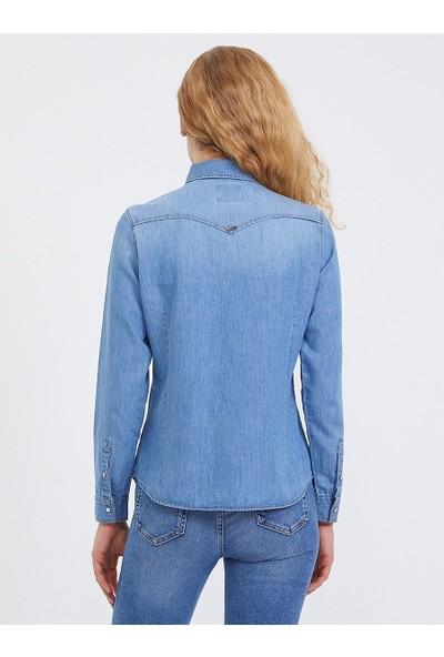 Loft 2024187 Kadın Shirt Long Sleeve