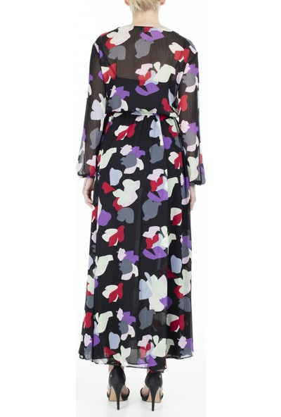 Emporio Armani Elbise Kadın Elbise 3H2A98 2Nxuz F941