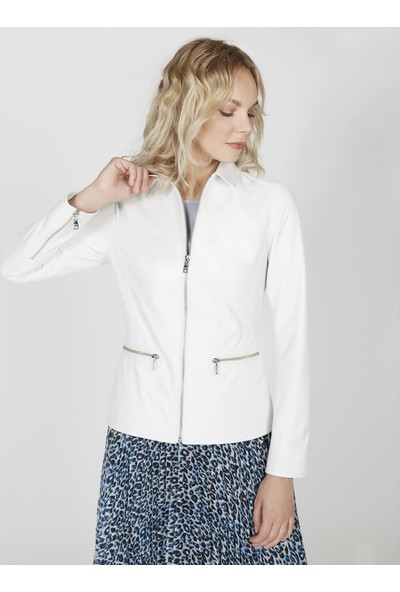 Desa Alda Kadın Deri Ceket