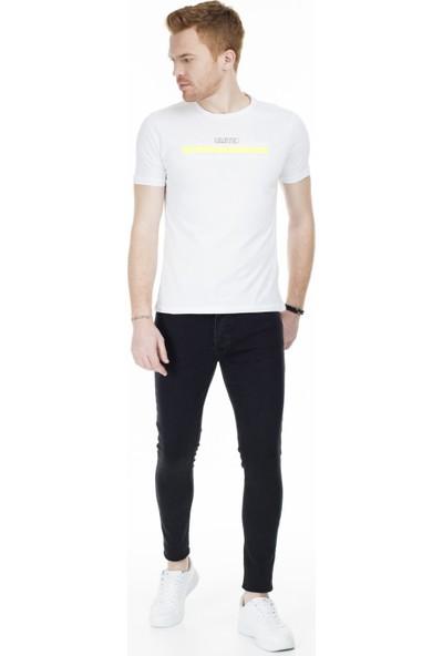 Buratti Skinny Jeans Erkek Kot Pantolon 7307S965Ghost