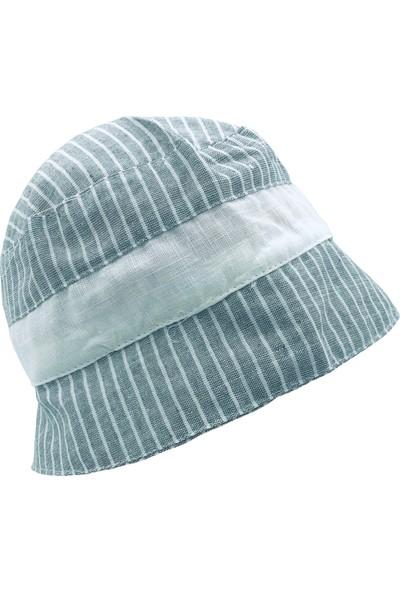 Capps Cap And More Yazlık Bebek Güneş Şapkası 6-12 Ay Alonso