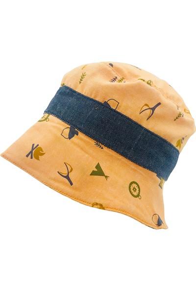 Capps Cap And More Yazlık Bebek Güneş Şapkası 6-12 Ay Klaus