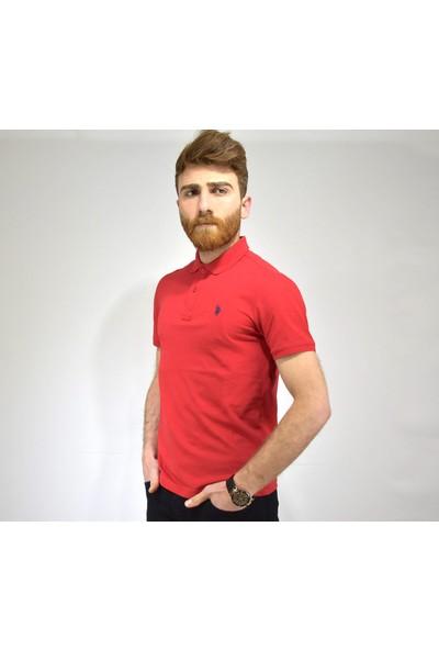 U.s Polo Kısa Kol Erkek T-Shirt