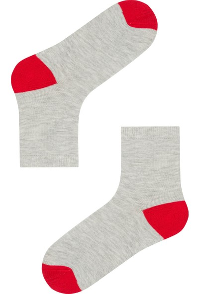 Penti Çok Renkli Erkek Çocuk Mini 4lü Soket Çorabı