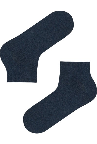 Penti Çok Renkli Erkek Sporty Stripe 3lü Patik Çorabı