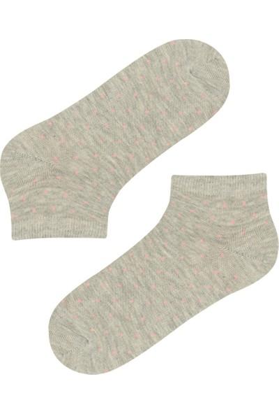 Penti Çok Renkli Kız Çocuk Lemon 2'li Patik Çorabı