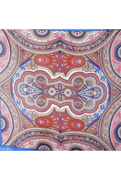 Silk Home %100 Vual Ipek Eşarp Vi90105-04