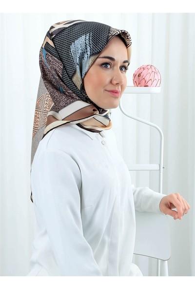 Silk Home %100 Twill Ipek Eşarp 11235-04
