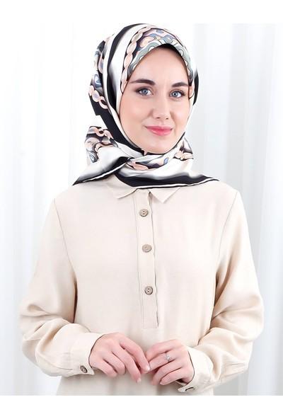 Silk Home %100 Twill Ipek Eşarp 11273-08