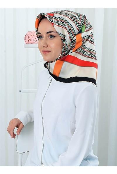 Silk Home %100 Twill Ipek Eşarp 11239-14