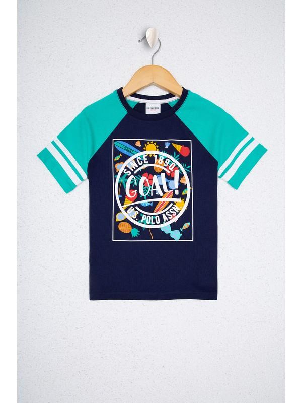 U.S. Polo Assn. Erkek Çocuk T-Shirt 50220305-VR033