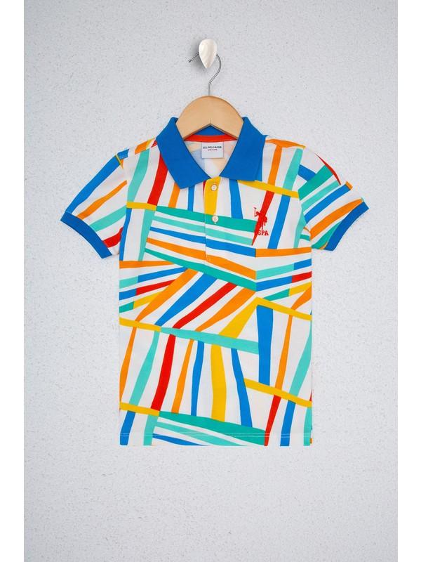 U.S. Polo Assn. Erkek Çocuk T-Shirt 50220311-VR184