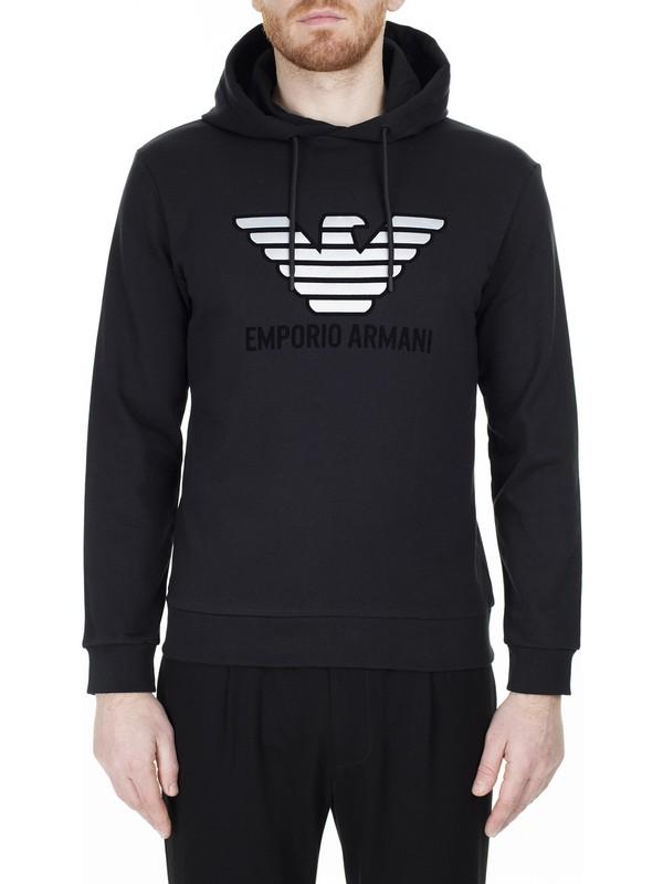Emporio Armani Erkek Sweat 3H1M87 1J07Z 0999