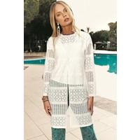 Fc Fantasy Kadın Pijama Takımı Spor Giyim 3'lü Hırkalı Alt Üst Takım