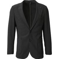 Altınyıldız Classics 360 Derece Her Yöne Esneyen Siyah Desenli Rahat Magic Fit Ceket