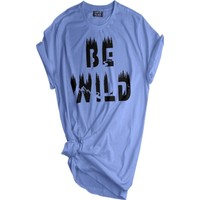 Genıus Store Kadın Outdoor Baskılı T-Shirt
