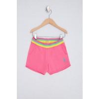 U.S. Polo Assn. Kız Çocuk Örme Capri Bermuda 50220386-VR041