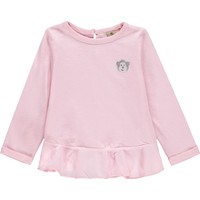 Bellybutton Mn&me 197-3251 Organik Kız Bebek T-Shirt