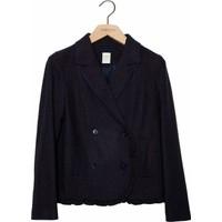Yargıcı Kadın Fırfır Detaylı Palto