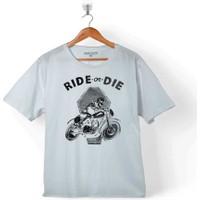 Kendim Seçtim Rıde Or Dıe Sür Ya Da Öl Ölüm Yarışı Morcycle Çocuk T-Shirt