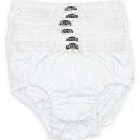 Gümüş Iç Giyim Erkek Çocuk Slip Pamuk Külot 12'li Paket