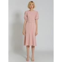People By Fabrika Kadın Taşlı Tokalı Elbise