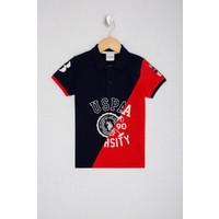 U.S. Polo Assn. Erkek Çocuk T-Shirt 50220373-VR097