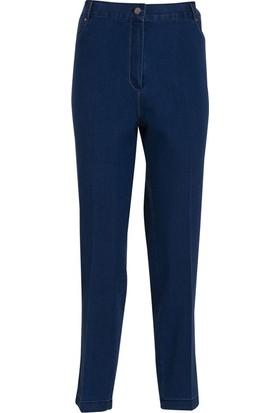 Gılda 3025 Büyük Beden Pantolon Mavi