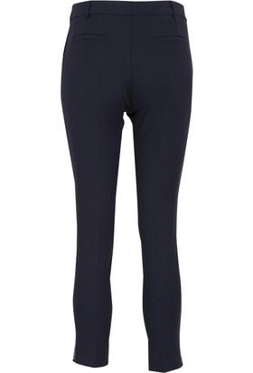 Tulın 67300 Kadın Pantolon Lacivert
