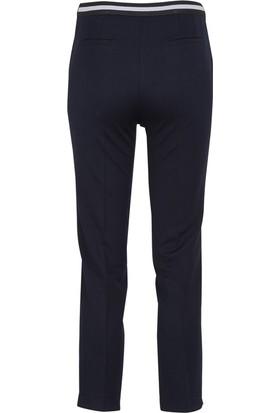 Tulın 67688 Kadın Pantolon Lacivert