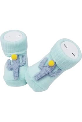 Bumbo Kaktüs Bebek Çorap
