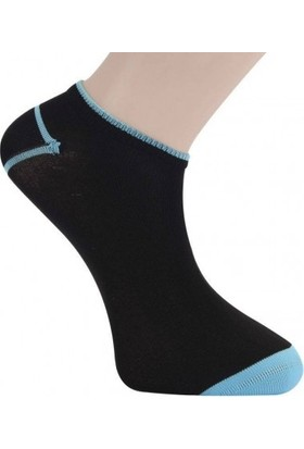 Viridi Vanda Kadın 4'lü Patik Çorap
