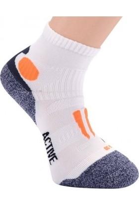 Viridi Vanda Kadın Aktif Spor Çorap