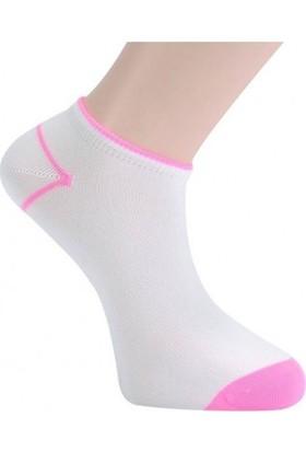 Viridi Vanda Kadın 5'li Patik Çorap