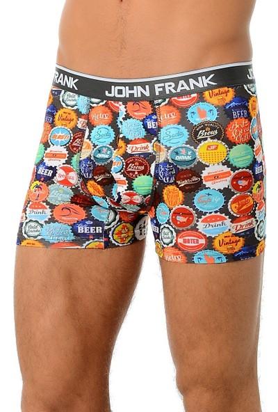 John Frank Erkek Boxer JFB64