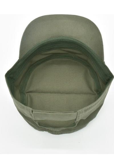 Külah Erkek Kastro Şapka Kasket Haki Outdoor Castro Kep