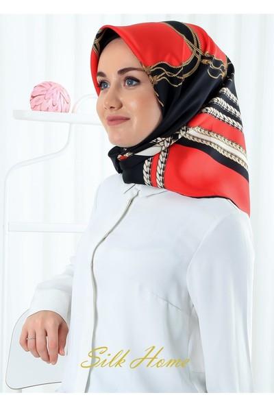 Silk Home %100 Twill Ipek Eşarp 11207-01