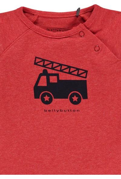 Bellybutton 208-2433 Organik Erkek Bebek T-Shirt