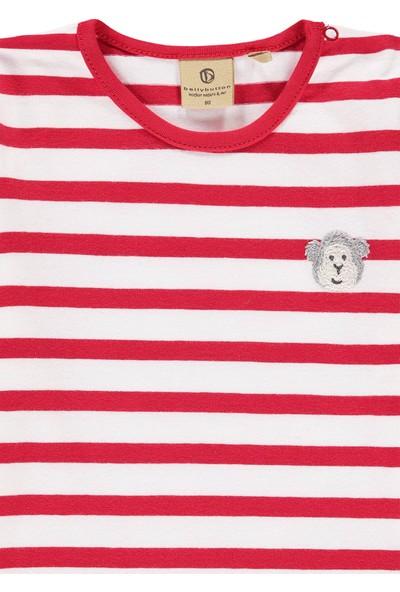 Bellybutton Mn&Me 208-3211 Organik Kız Bebek T-Shirt