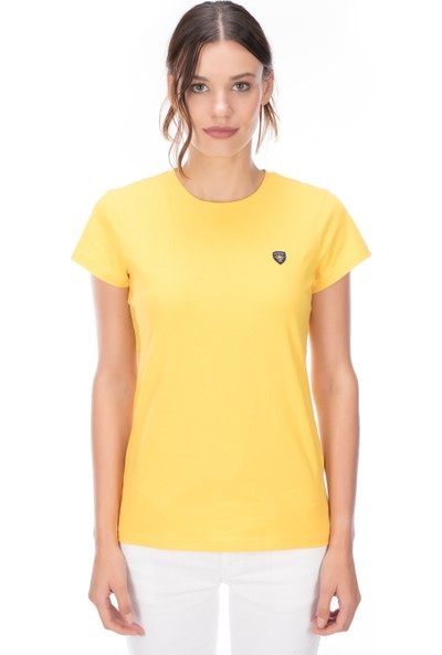 Galvanni Kadın Fuşya T-Shirt - Coventry